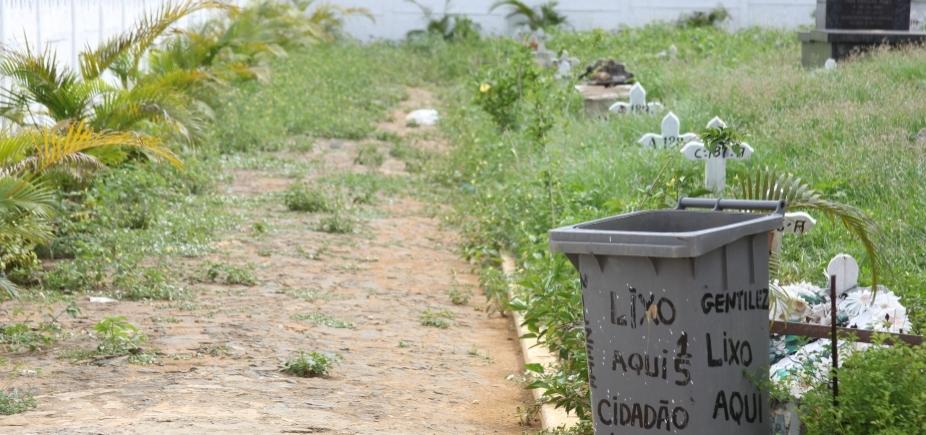 [Prates garante que verba devolvida para prefeitura será investida em cemitérios municipais]