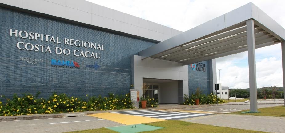 [Hospital da Costa do Cacau deve beneficiar 1,6 milhão de moradores no sul da Bahia]