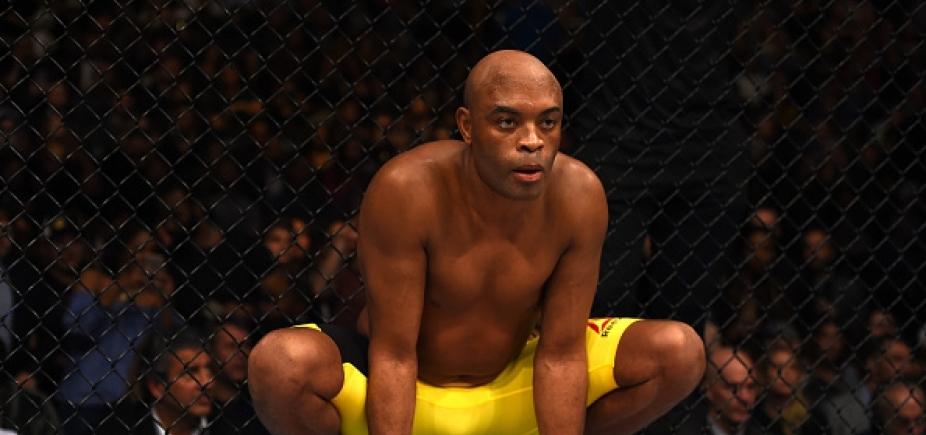 [Anderson Silva é retirado de card do UFC após ser flagrado no antidoping pela 3ª vez]