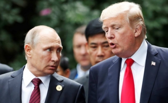 Putin e Trump confirmam decisão conjunta de derrotar Estado Islâmico