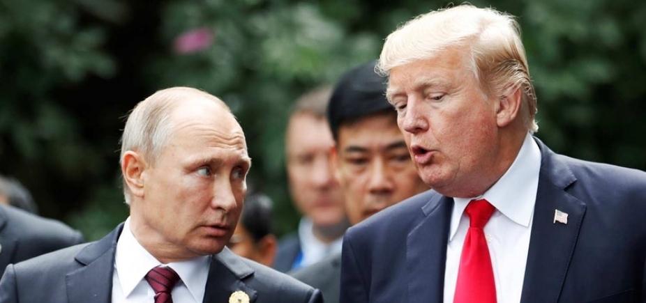 [Putin e Trump confirmam decisão conjunta de derrotar Estado Islâmico]