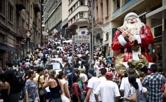 Shoppings preveem aumento de 7% nas vendas de Natal