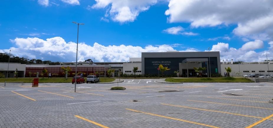 [Hospital Costa do Cacau inicia atendimentos dia 15 de dezembro, garante Sesab]