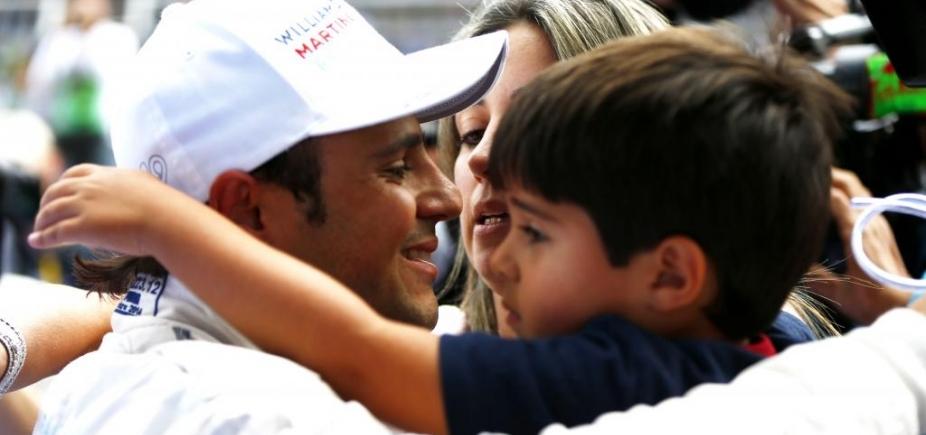 [Massa faz última corrida neste domingo, em Interlagos: \