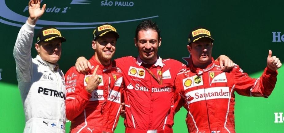 [Na despedida de Massa de Interlagos, Vettel vence GP do Brasil]
