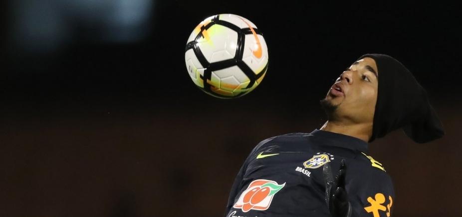 [Tite define escalação do Brasil para enfrentar a Inglaterra em amistoso]