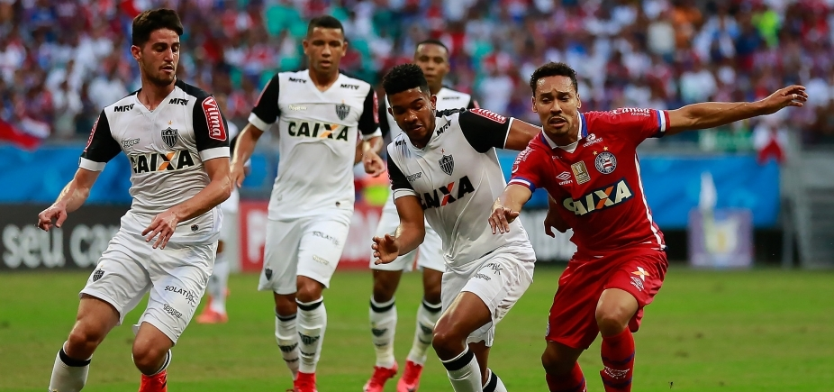 [Bahia vacila e cede empate ao Atlético-MG em 2 a 2 na Fonte Nova]