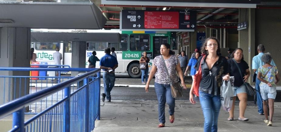 [Suspeito de roubar pedestres tenta fugir após assalto e morre atropelado por ônibus]