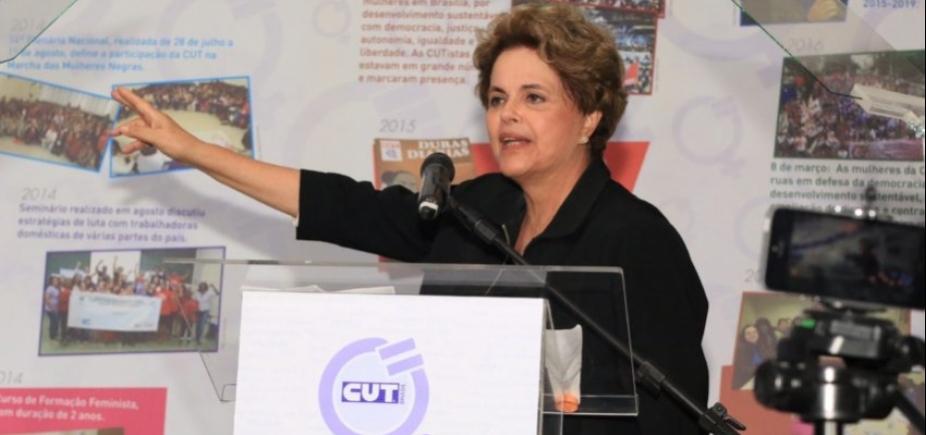 [É hora de ʹperdoar quem bateu panela achando que estava salvando o Brasilʹ, diz Dilma]