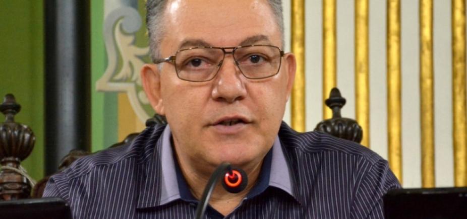 [Isnard Araújo cogita deixar o PHS após racha no partido]