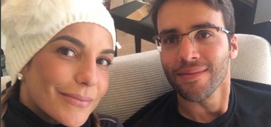 [Ivete Sangalo revela defeito que envergonha o marido: