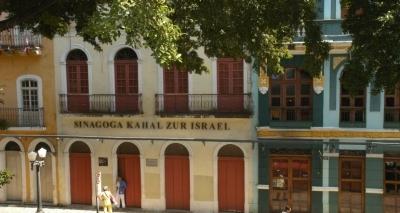 João Roma fala sobre primeira sinagoga do Brasil: