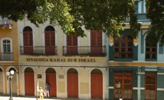 João Roma fala sobre primeira sinagoga do Brasil: Presença marcante dos judeus no Brasil