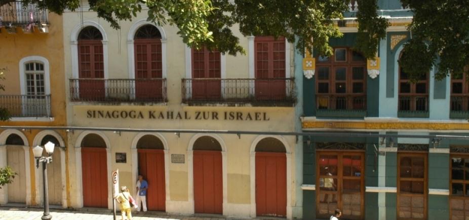 [João Roma fala sobre primeira sinagoga do Brasil: