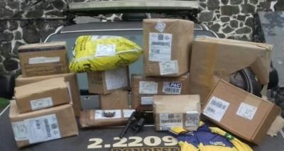 Polícia recupera veículo do Sedex e encomendas roubadas na Lapinha