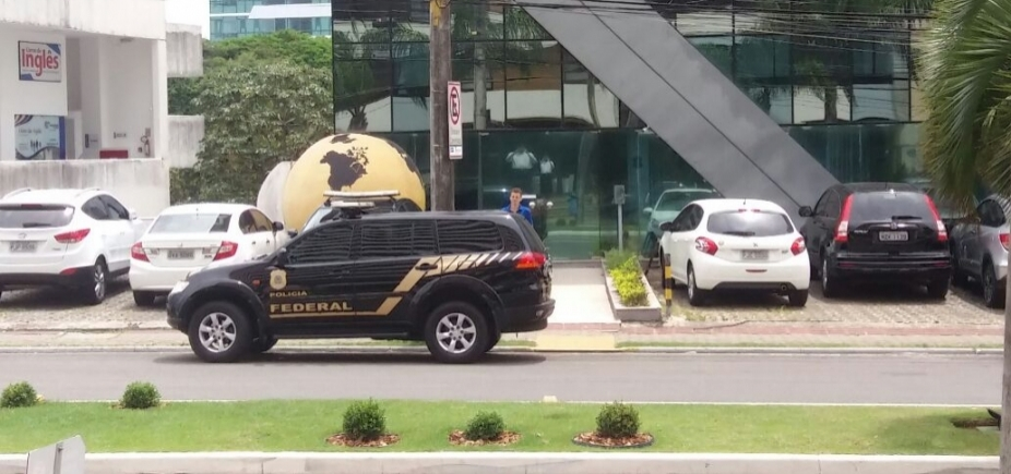 [Operação Águas Limpas: PF cumpre mandado na sede da Embasa em Salvador]