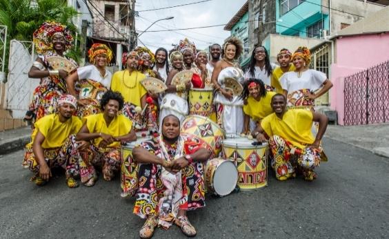 Ao lado de Daniela Mercury e Criolo, Ilê se apresenta no Concha Negra