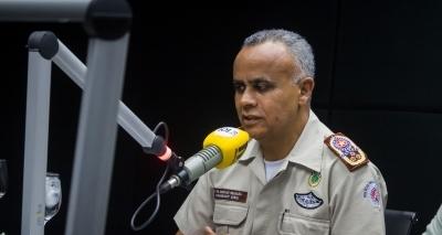 Comandante da PM comenta relação com a Guarda: