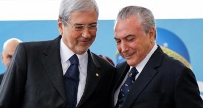 Após demissão de ministro, Temer reúne tucanos para discutir situação do PSDB