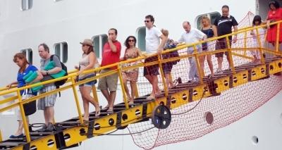 Primeiro navio chega à Salvador nesta quarta e abre temporada de cruzeiros na Bahia