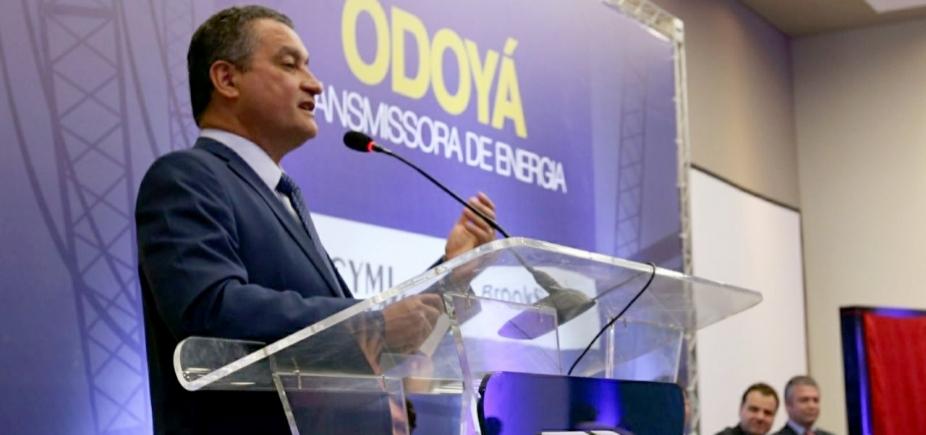 [Rui oficializa entrega de 270 quilômetros de redes de transmissão eólica na Bahia]