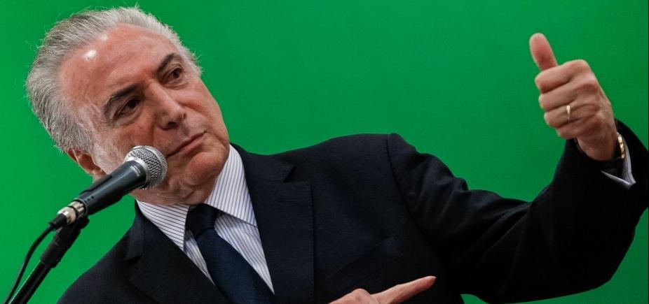 [Temer diz que brasileiro tem tendência ao autoritarismo]