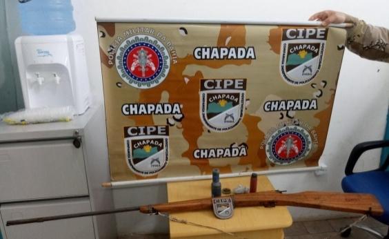 Polícia evita feminicídio no município de Ibitiara