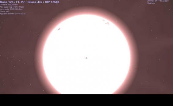 Planeta com temperatura similar à da Terra é descoberto próximo ao sistema solar