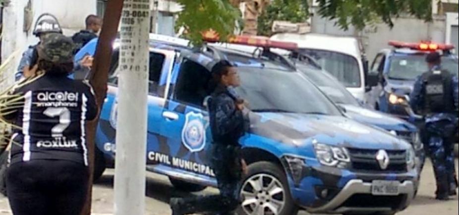 [Prefeita de Lauro de Freitas acusa Prefeitura de Salvador de invadir comunidade em Itinga; vídeo]