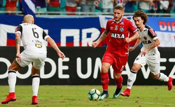 Cobiçado, Zé Rafael diz manter pé no chão e foco na Libertadores