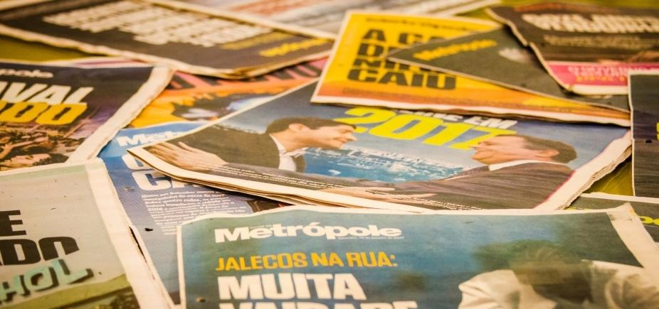 [Saiba onde pegar o seu Jornal da Metrópole nos pontos fixos de distribuição]