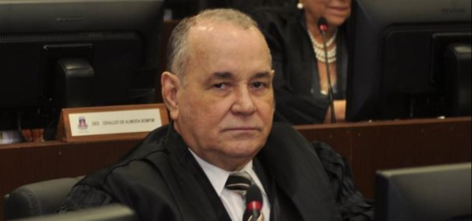 [Desembargadores elegem Gesivaldo Britto como novo presidente do TJ-BA]