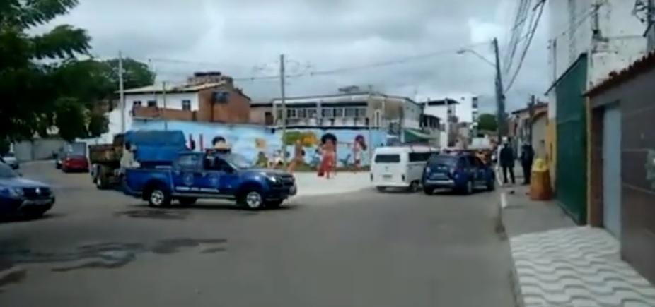 [Sedur nega ʹinvasãoʹ e diz que área de Itinga pertence à Prefeitura de Salvador]