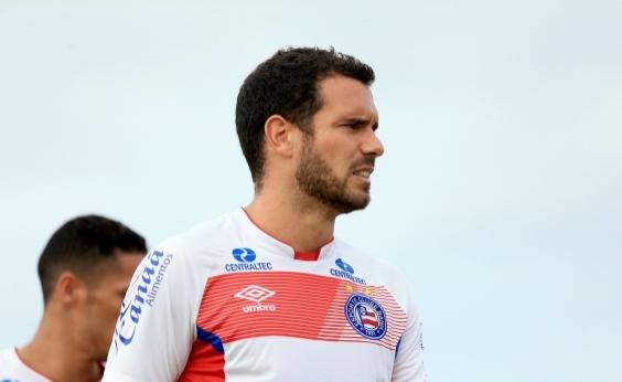 Lucas Fonseca renova contrato com o Bahia até dezembro de 2018