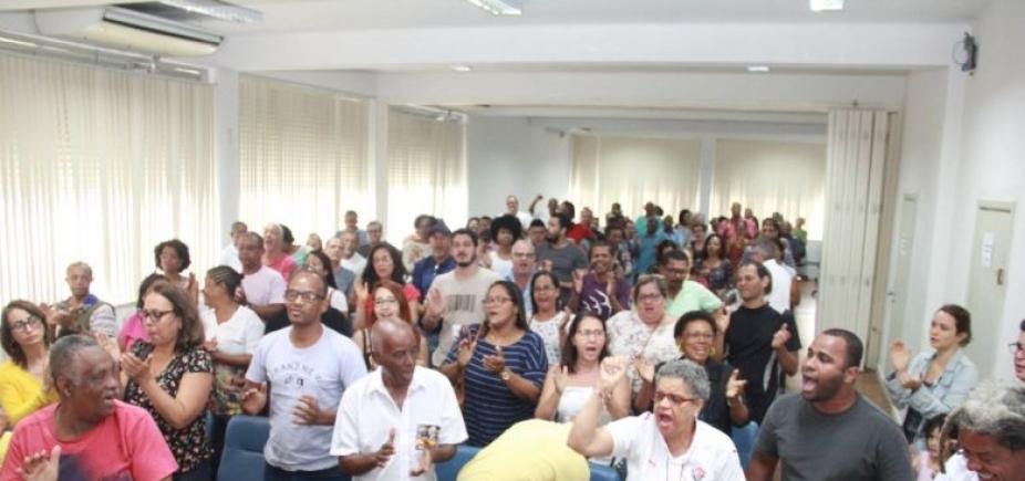 [Servidores técnico-administrativos da UFBA aprovam greve a partir do dia 22]