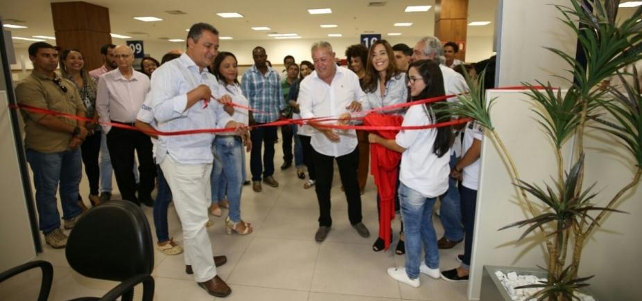 [Escritório regional do Primeiro Emprego é inaugurado no SAC de Teixeira de Freitas]