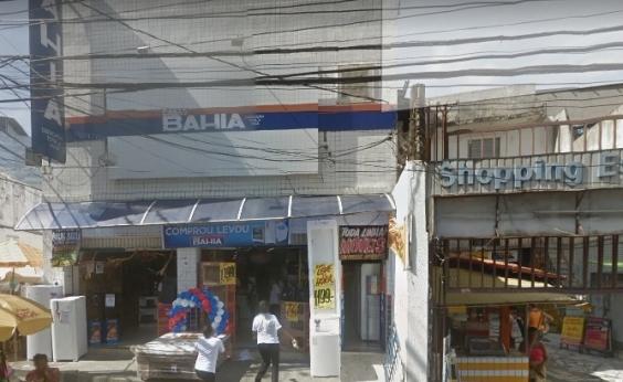 Polícia prende suspeito de assaltar Casas Bahia na Liberdade