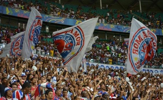Tá chegando! Bahia vence Santos de virada e fica a um ponto da zona da Libertadores