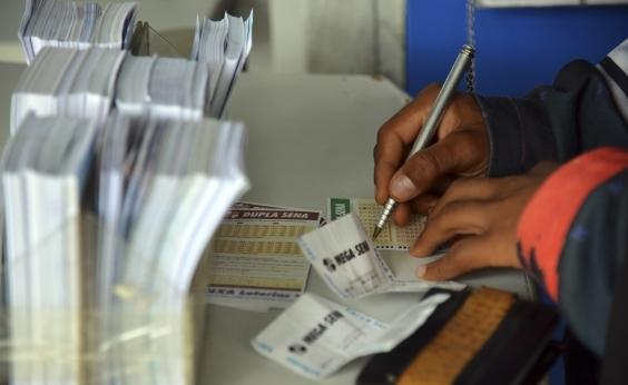 Mega-Sena: novo sorteio neste sábado pode pagar prêmio de R$ 33 milhões