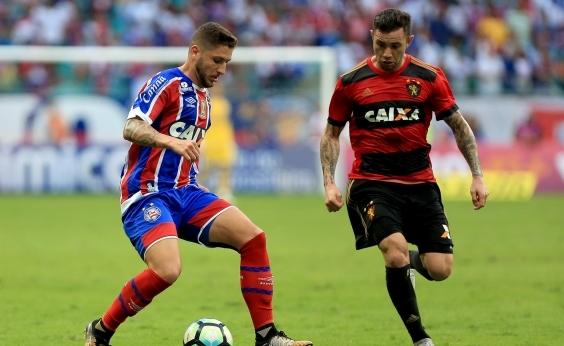 Árbitro da Fifa comanda duelo entre Sport e Bahia na Ilha do Retiro