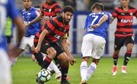 Trio paulista apita Vitória e Cruzeiro no Barradão