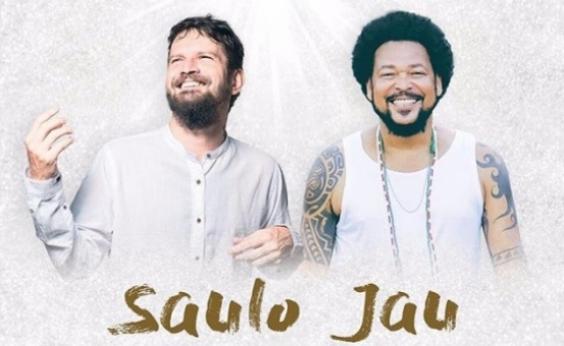 Saulo e Jau agitam o Réveillon Maré Blu 2018 em Vilas do Atlântico