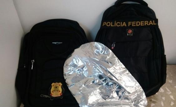 Venezuelana é presa ao tentar embarcar com quase 4 kg de cocaína no Aeroporto de Salvador