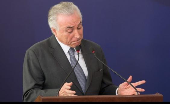 Temer é o presidente que mais edita medidas provisórias, desde FHC, diz levantamento