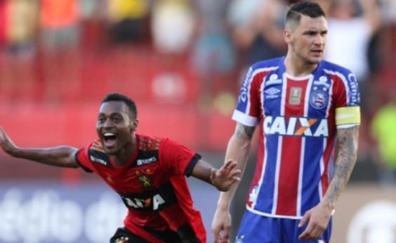 Bahia perde para o Sport por 1 a 0 e sonho da Libertadores fica mais distante