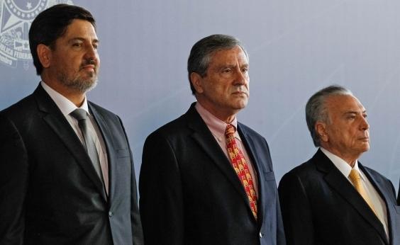 """""""Buscaremos o combate incansável à corrupção no Brasil, diz novo diretor-geral da PF"""