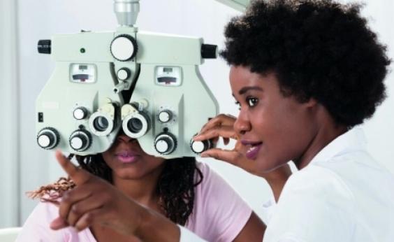 Exames oftalmológicos serão ofertados gratuitamente no Bairro da Paz nesta terça