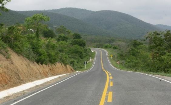 Com investimento de R$ 4 mi, Governo da Bahia entrega recuperação da BA-555
