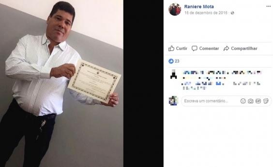 Vereador é encontrado morto dentro de próprio carro em Cotegipe, oeste da Bahia