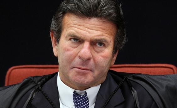 Fux comenta sobre soltura de deputados do PMDB pela Alerj: ʹCertamente será revista pelo STFʹ